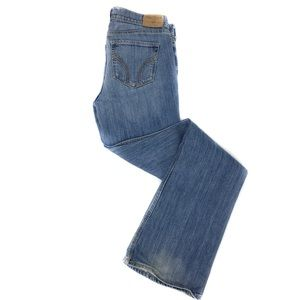 Hollister 7 Long Stretch Bootcut Jeans